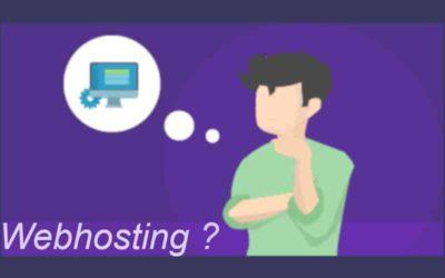 Was ist Webhosting ?